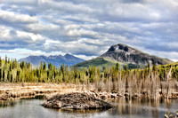 Toad River, British Columbia, Canada